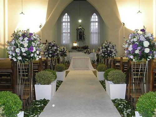 Decoração para Igreja – 16 Fotos