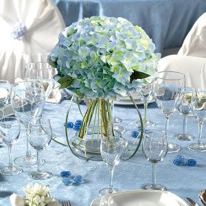 decoração-para-casamento-azul