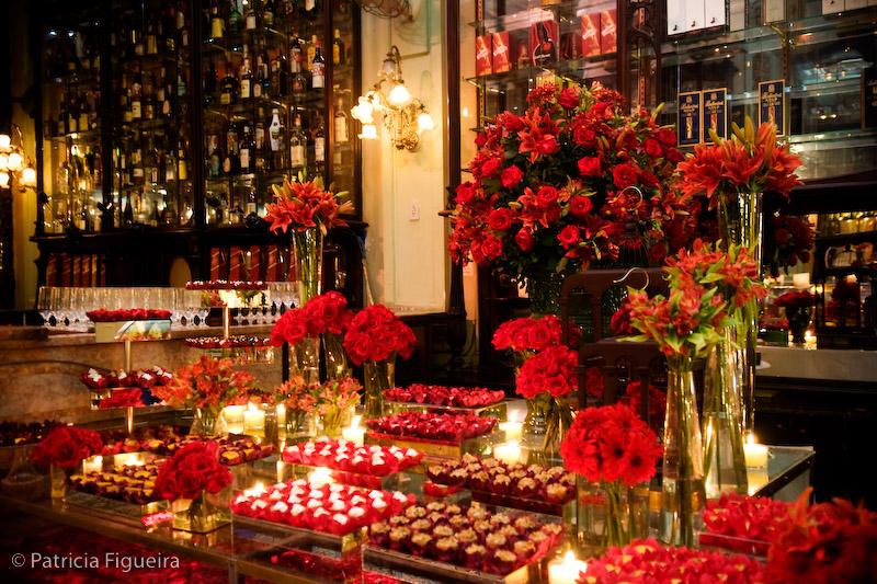 decoração-para-casamento-vermelho