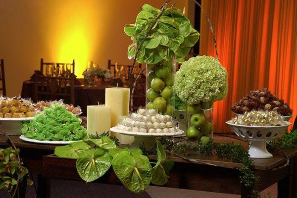 Decoração Verde para Casamento