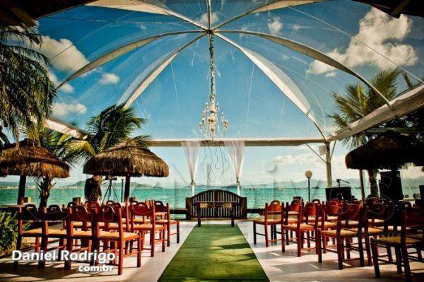 15 Fotos de Tenda para Cerimônia de Casamento