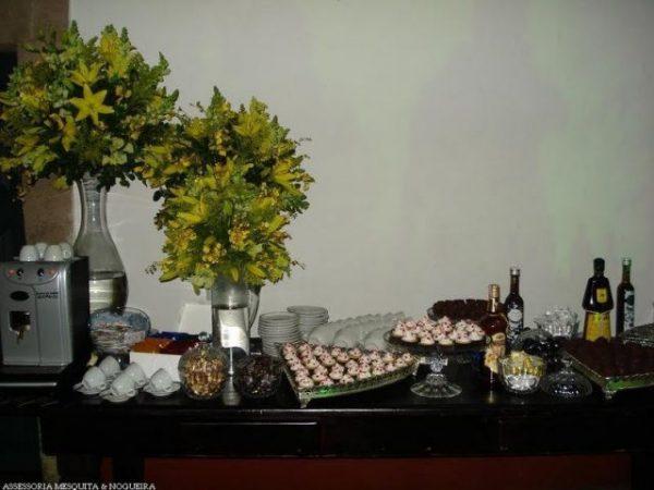 Decoração da Mesa Digestiva em 16 Fotos