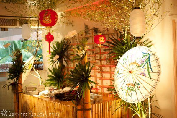 Fotos de Decoração Oriental para Casamento