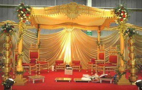 decoração-casamento-dourado-10