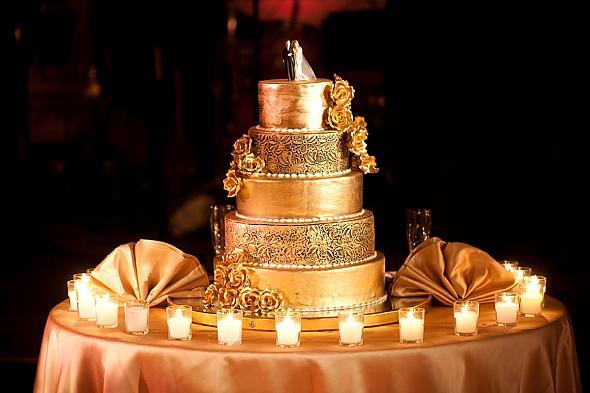 decoração-casamento-dourado-7