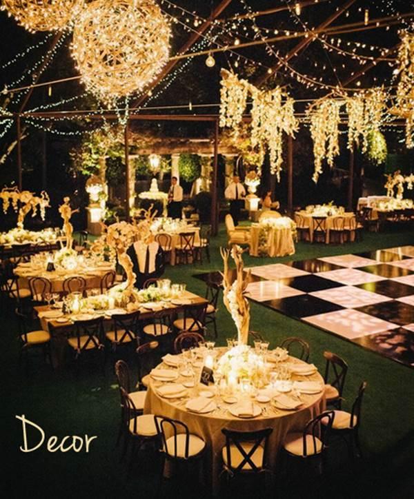 Home Decorating Ideas For Wedding: Casamento Preto E Dourado