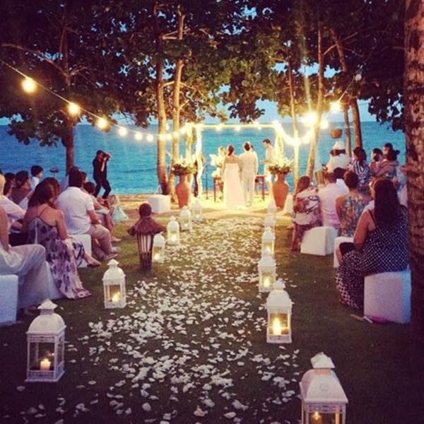 Fotos de Casamento na Praia
