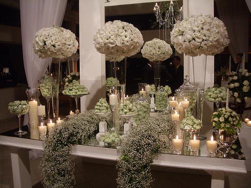 Arranjos Florais de Casamento
