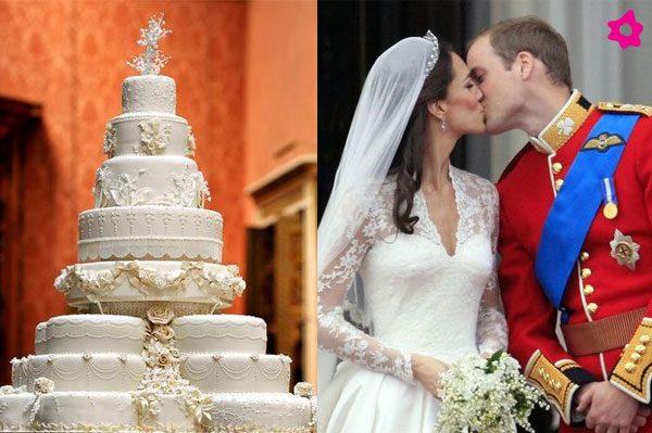 Bolos de casamentos de famosos