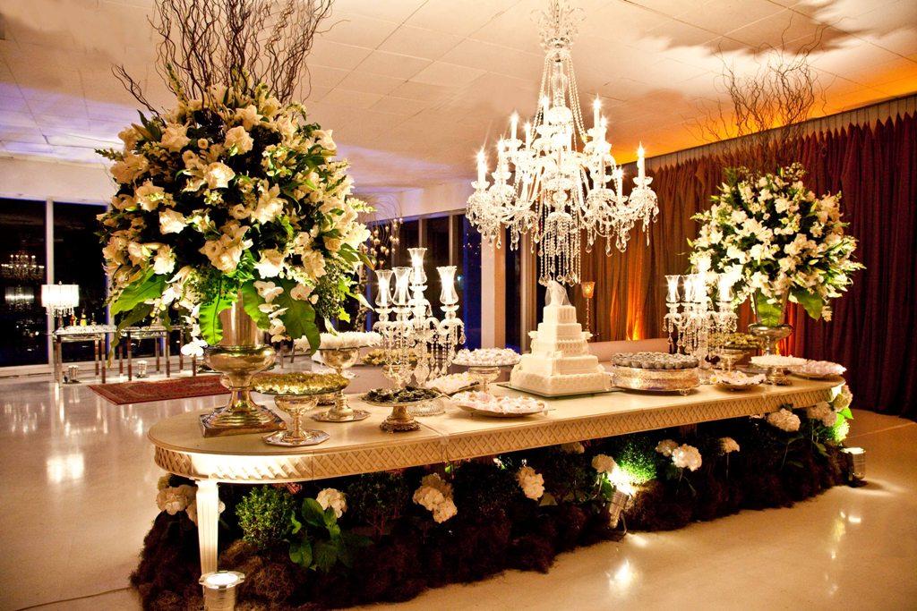 Casamento dourado e branco fotos de casamentos - Chique campagne ...