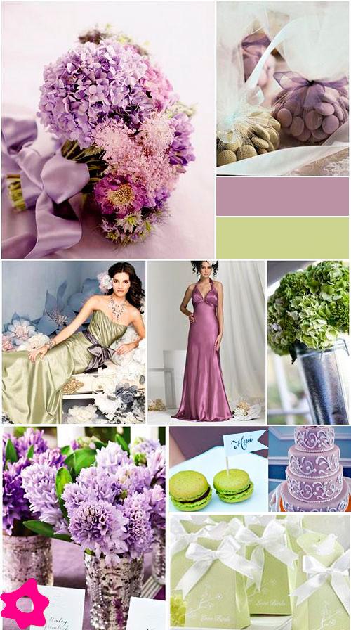 decoração-para-casamento-em-verde-e-lavanda-2