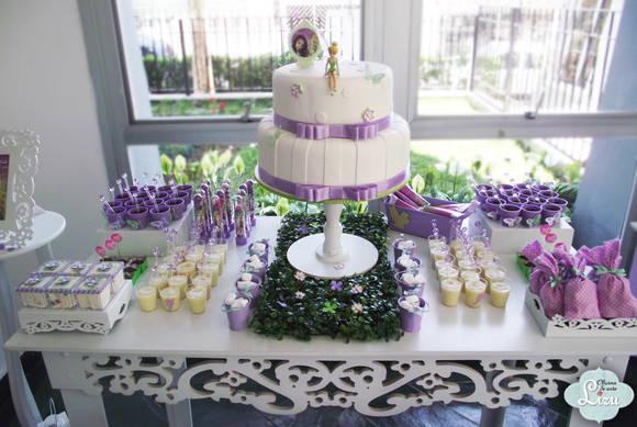 20 Mesa de Bolo para Casamento Provençal
